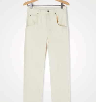 American Vintage Jeans Ecru