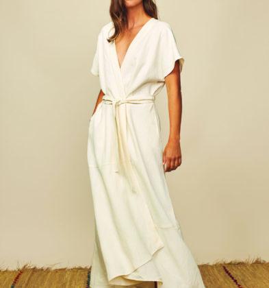 Diega Robe Blanche