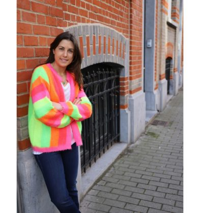 Les tricots de léa Gilet Goppola