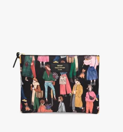 WOUF Girls XL Pouch Bag