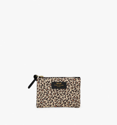 WOUF Pink Savannah Small Pouch Bag
