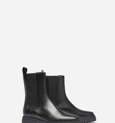 Ba&sh Boots Coda Noir
