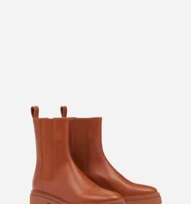 Ba&sh Boots Coda Cognac